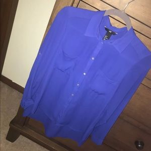 Tops - H&M button down